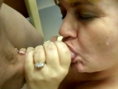 wife on