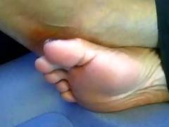 ebon feet